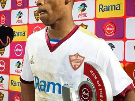 Stellensbosch player sells himself to Kaizer Chiefs. He is obsessed with joining the naturena.