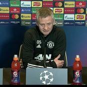 Manchester United Vs Besaksehir: 4 take-aways from Ole Solskjaer's press conference.