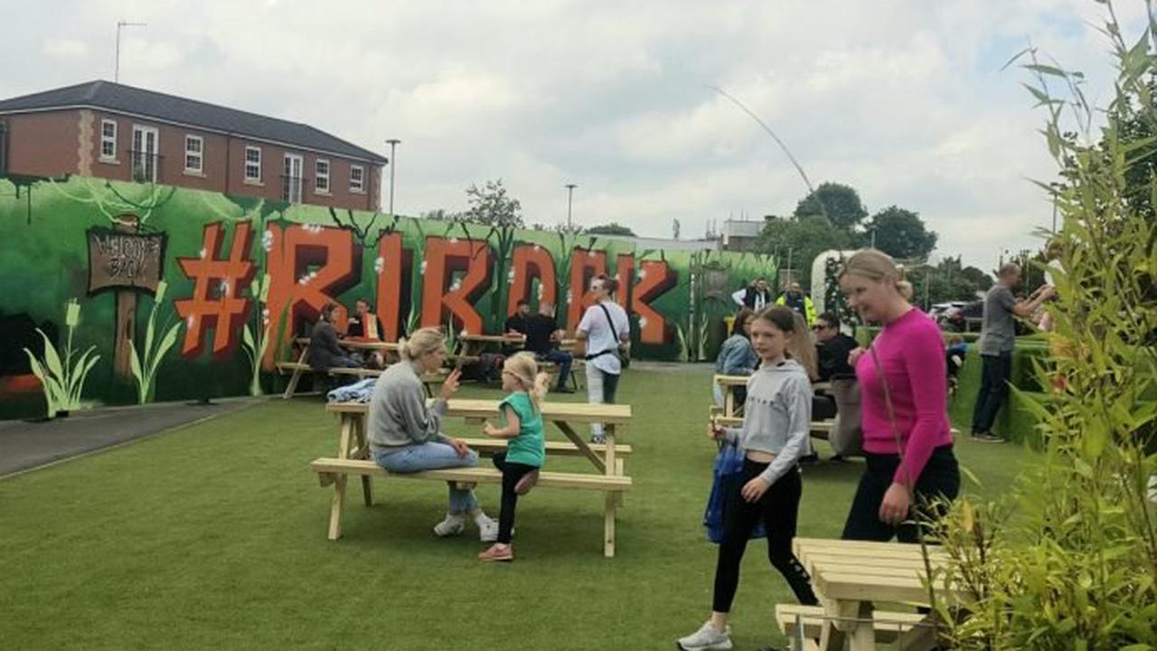 Two-day Wellbeing extravaganza at Bromsgrove's BirdBox