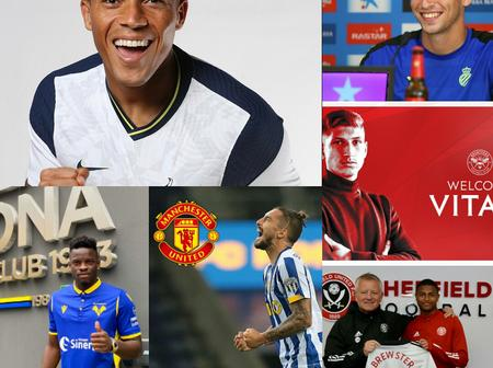 SARTUDAY: Ronaldo Joins New Club, Vinicius To Tottenham, Man United To Sign Telles & More Done Deals
