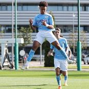 Manchester City highly rated star sets to choose Nigeria ahead of England national team