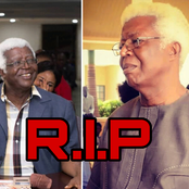 Another Veteran Nollywood Actor Just Died