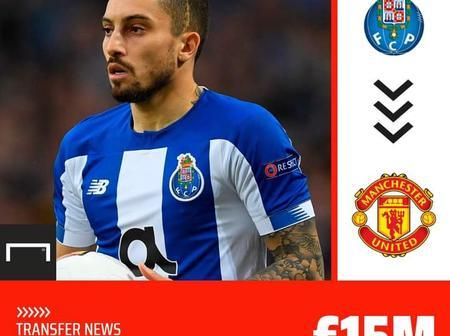 Manchester United Sign Telles, Tottenham Interested In Manchester City Center Back