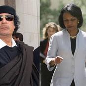 احبها القذافي.. هل تتذكرون كونداليزا رايس.. هذا ما حدث لها بعد ثورة يناير