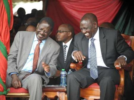 Opinion: 3 Reasons Why DP Ruto May Not Work With Raila Over 2022 Election