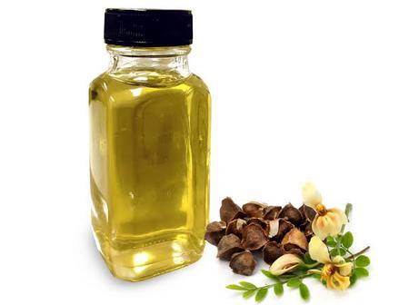 Some Uses and Benefits of Moringa Oil
