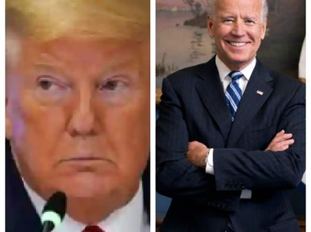 D. Trump Called The Presidential Election a Choice Between a Trump Rocovery or a Biden Depression