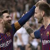 The trophy Messi will never win