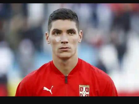 Manchester United relaunch interest in Florentina centre-back Nikola Milenkovic
