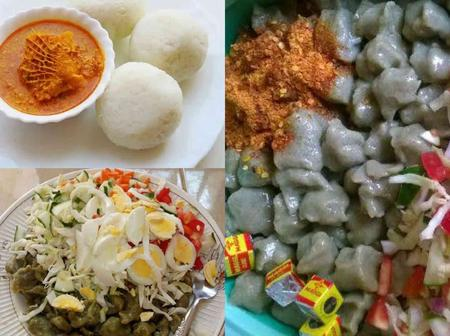 Three (3) Delicious Foods Eaten In Northern Nigeria