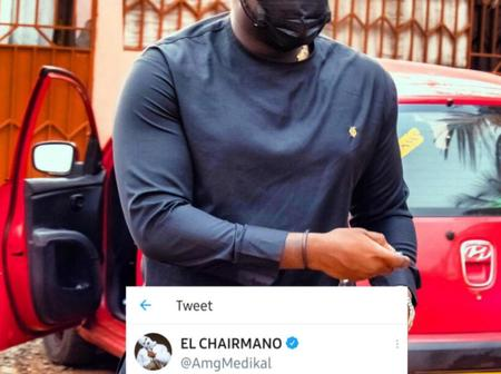 Medikal replies Okese 1 after he called Medikal Ungrateful and Sell out.