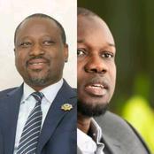 Tensions politiques au Sénégal : Adama Coulibaly compare Ousmane Sonko à Guillaume Soro