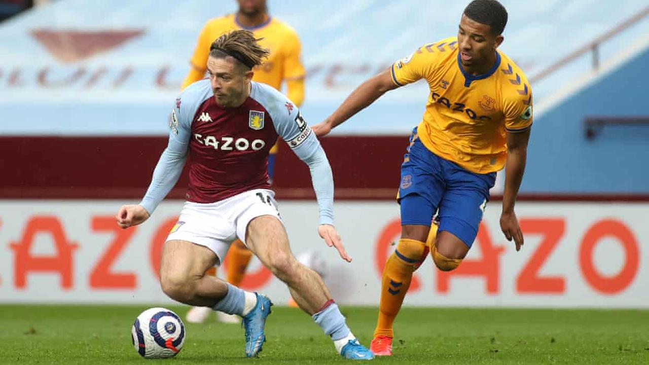 Returning Grealish can't inspire Aston Villa in goalless draw with Everton