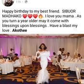 Akothee Pens Sweet Message to Herself as She Clocks 40 Years.