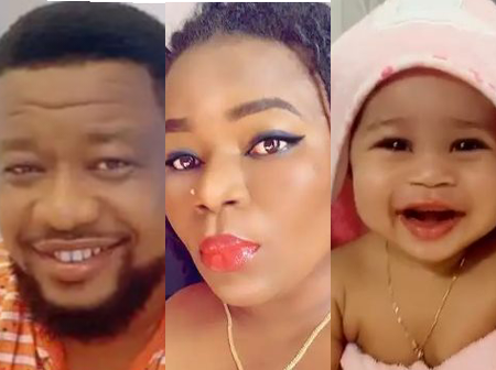 Browny's Wife  Shows Off Her Daughter (Photos)