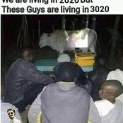 We Are Living In 2020 But These Guys Are Living in 3020 - 35+ Funny Pictures For Fun