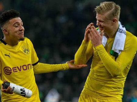 Man United sees Dortmund duo as key to moving forward