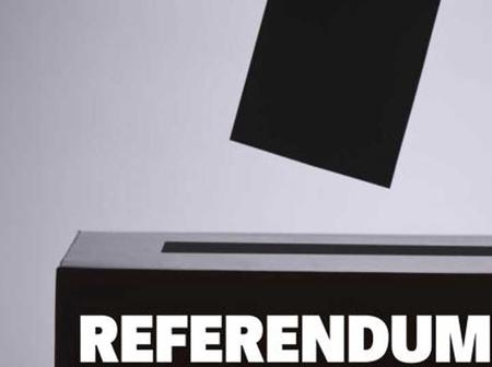 Majority Leader Of The National Assembly Reveals When The Referendum Should Be Conducted