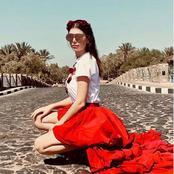 بعد اختفاءها عن الساحة.. شاهد أجدد 20 صورة للفنانة يارا نعوم