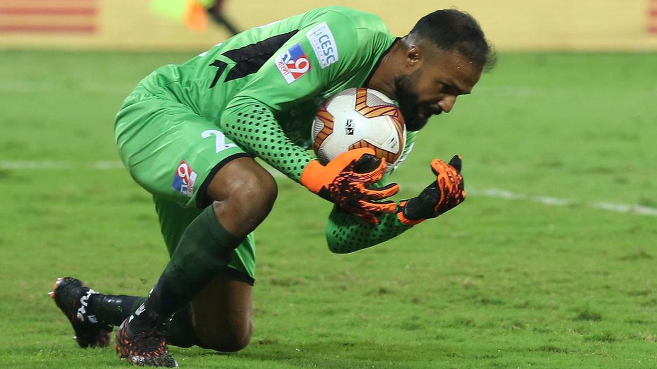 ISL: Arindam Bhattacharja shines in goal as ATK Mohun Bagan and Chennaiyin play out goalless draw