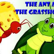 Story time: The True Story About Ants & the Grasshopper