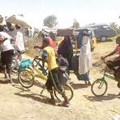 100,000 Northerners Flee To Niger Republic As Boko Haram Attacks Borno Town