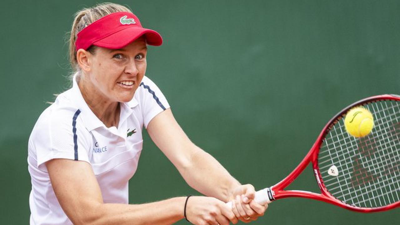 JO Tennis.Ferro prend la porte, plus de Française en lice en simple