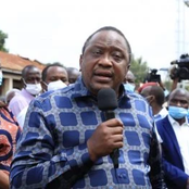 Well Done President Uhuru Kenyatta; Kenyans Can now Smile After this Move by Uhuru on Fuel Issues