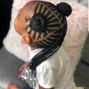 Beautiful And Adorable Hairstyles For Your little Princesses.