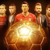 Who will win the 2021 Ballon d'or?