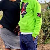 10 Lovely Photos of Karen Nyamu and Samido Which Show They Are in Love