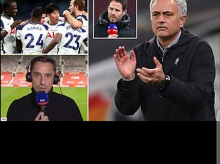 Mourinho rolls back time