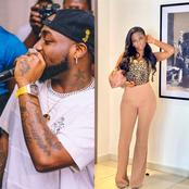 Checkout The Pictures Davido's First Baby Mama Posted Online
