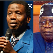 Today's Headlines: Adeboye Reveals How He Was Asked To Pay Bribe, Tinubu Shares Rice Bags In Kano