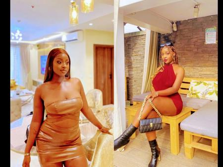 The Lady That Cried Out That Her Landlord Doesn't Like The Way She Dresses, See Some Of Her Photos