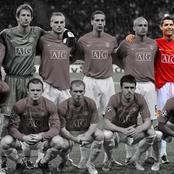 Cristiano Ronaldo: The Last Man Standing.