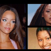 Photos: Rihanna and Nicki at 18-year-old and 30's, who is the hottest? See Fans reactions
