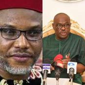 Opinion: 2 Reasons Nnamdi Kanu Should Apologize To Nyesom Wike Over His Statement About The Governor