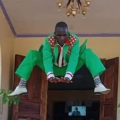 Embarambara Blames Holy Spirit For His Weird Dancing Styles