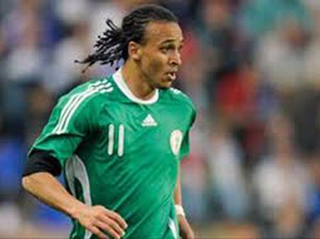 Peter Osaze regrets not being part of the 2013 AFCON winning team