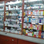 This is the Cost of Setting a Chemist Shop.
