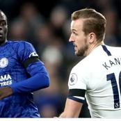 Chelsea Vs Tottenham clash as it happened