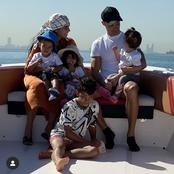 Family Is Everything: See Amazing Pictures Of Football Star, Cristiano Ronaldo Family