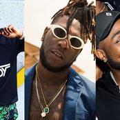 Top 12 Best Nigerian Songs That Rocked The Scene Last Year (2020)