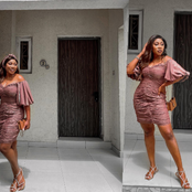Kaylah Causes Reactions As She Shares Gorgeous Pictures