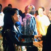 Photos of Late Aaliyah, DMX and Chinese Legend Jet Li in the movie