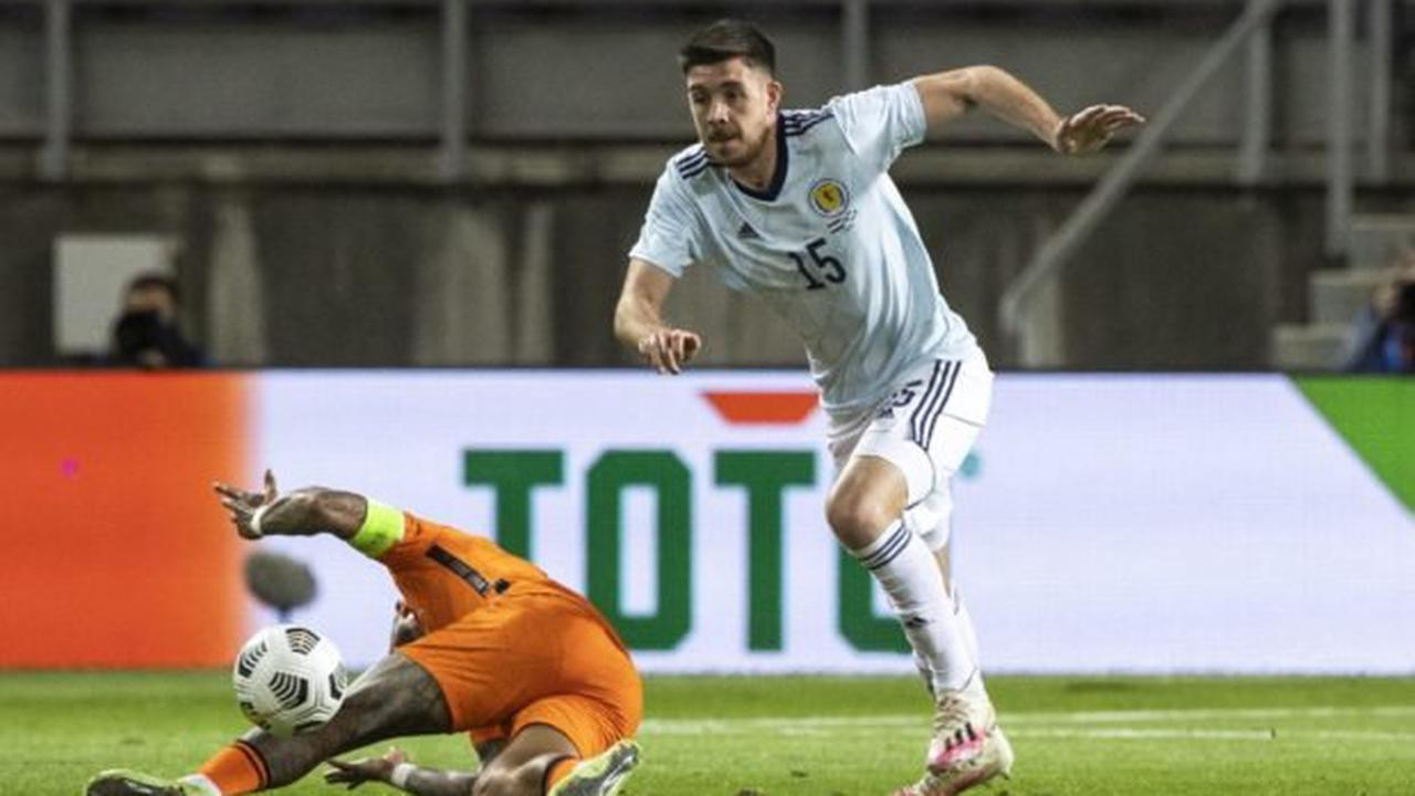 Declan Gallagher keen to put disappointment of Euro 2020 with Scotland behind him