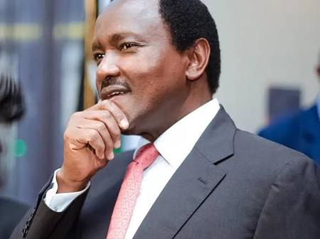 Kalonzo Under Fire After Mourning Former State House Comptroller He Worked With For Years With Wrong Photo