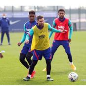 Lionel Messi Included In Barcelona's 21 Man Squad To Face Osasuna