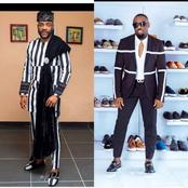 Jim Iyke Or Ebuka, Who Is More Fashionable? Check Out Some Comments On Facebook